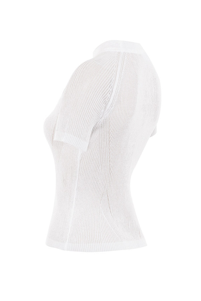 tiana in white
