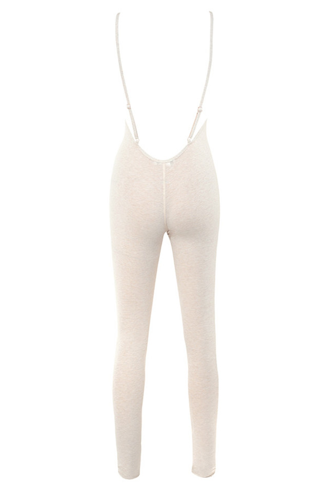 zahara jumpsuit in cream