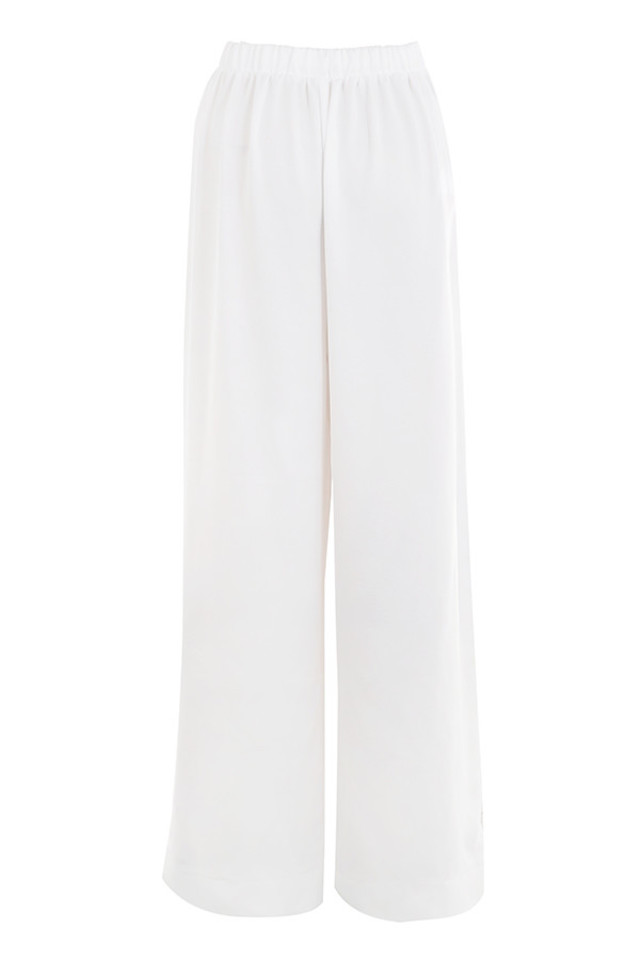 cassis trousers in white