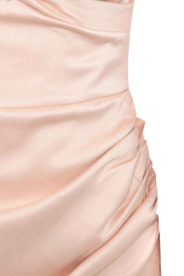 blush cherie dress