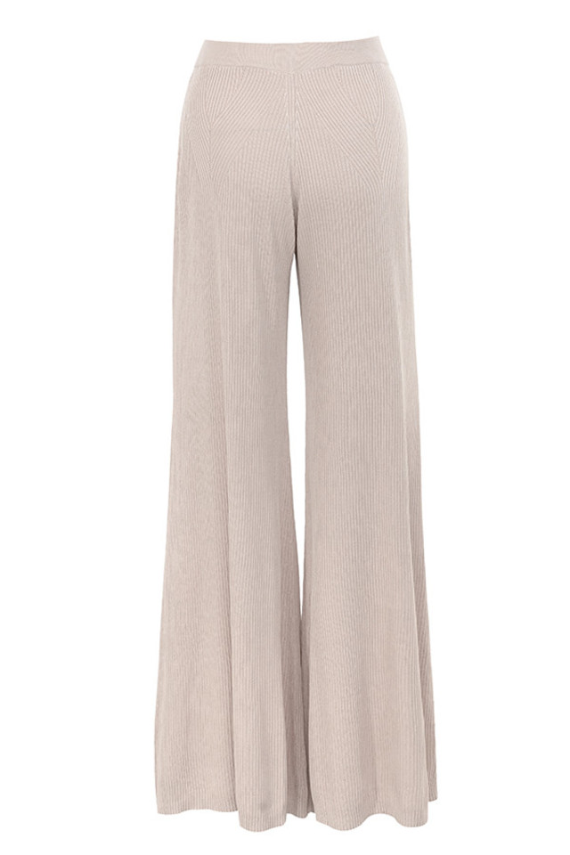 elia trousers in stone