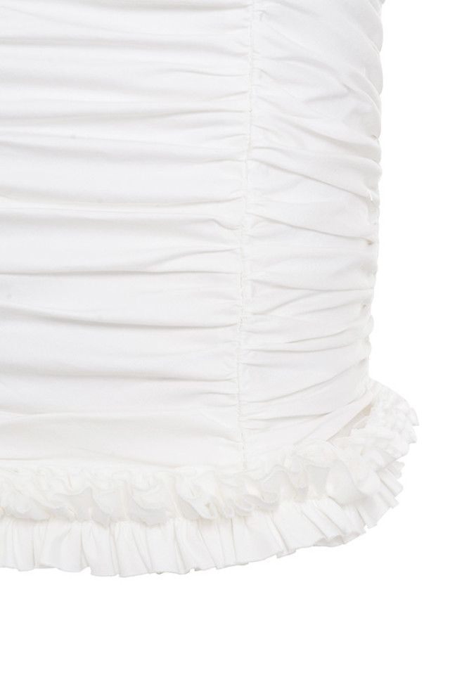 white hermione dress