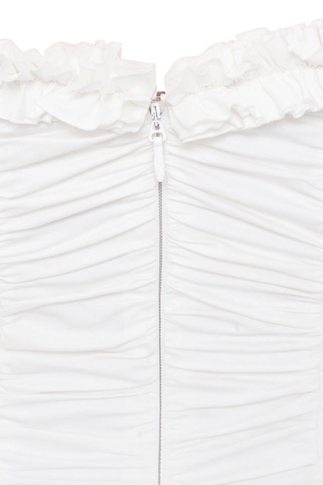 hermione white dress