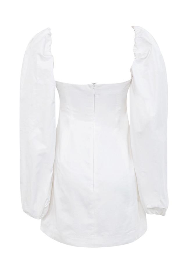 jadore dress in white