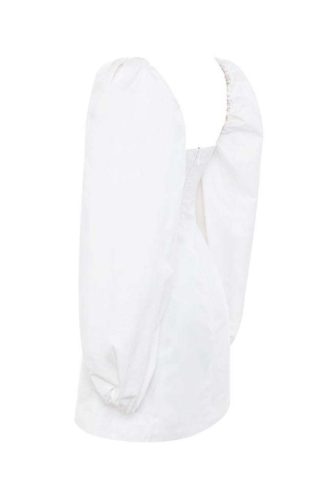 jadore in white