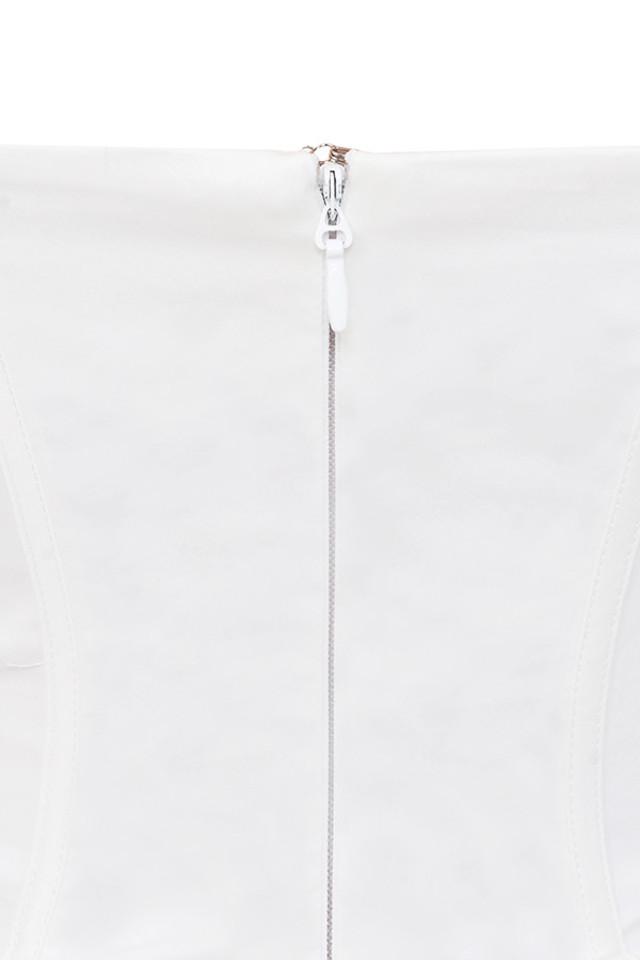 liberte white dress