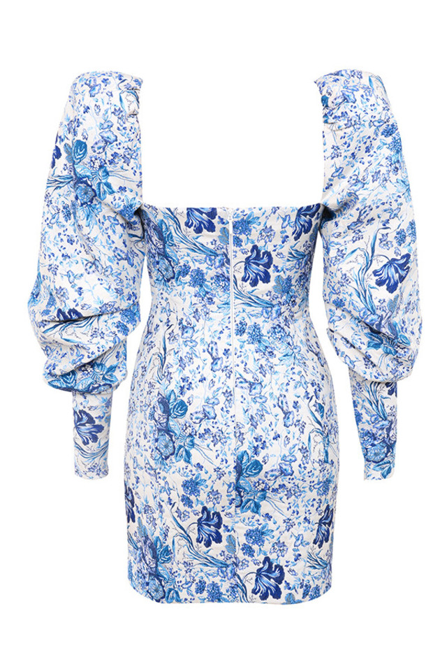 lucrezia dress in print