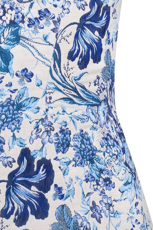 print lucrezia dress