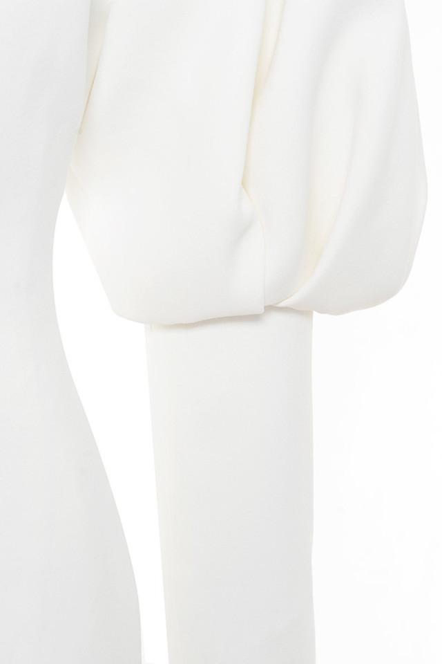 white saint jean dress
