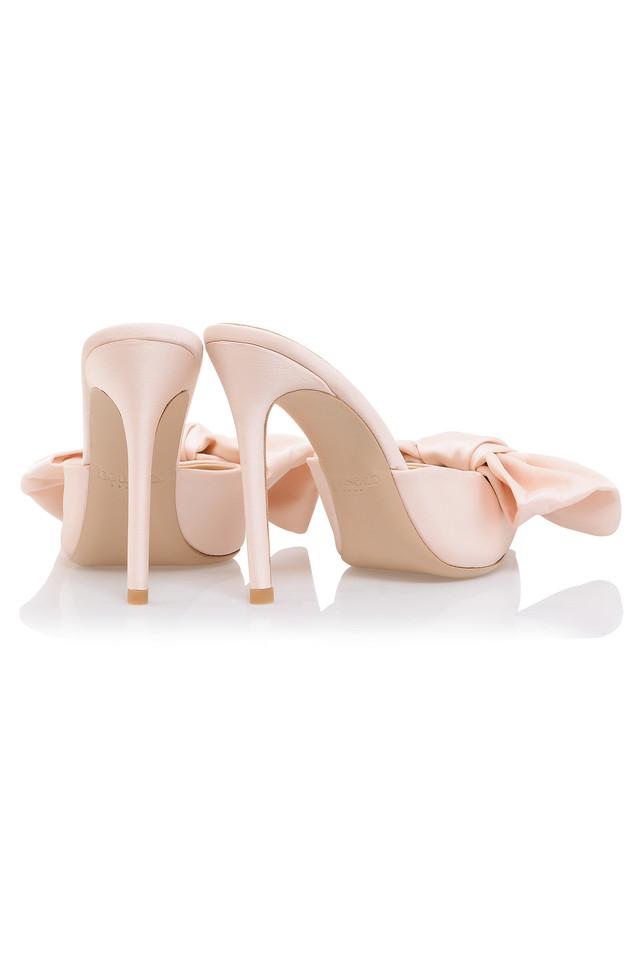 beaubelle heels in blush