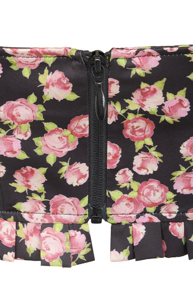 floral daisy top