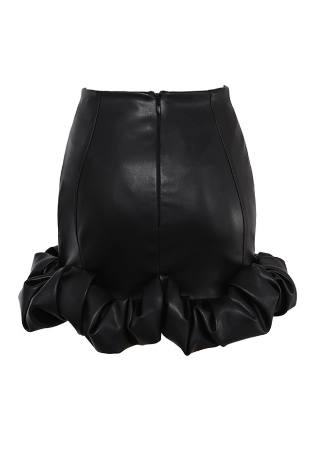 darya skirt in black