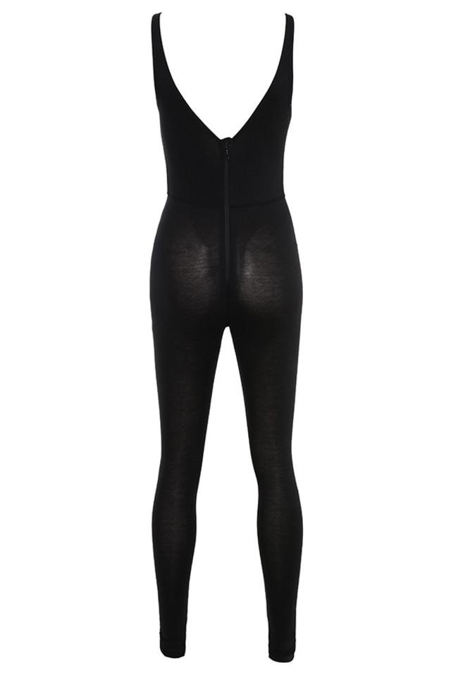 kalani jumpsuit in black