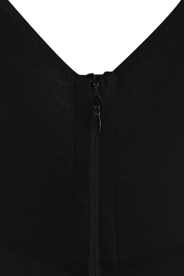 black kalani jumpsuit