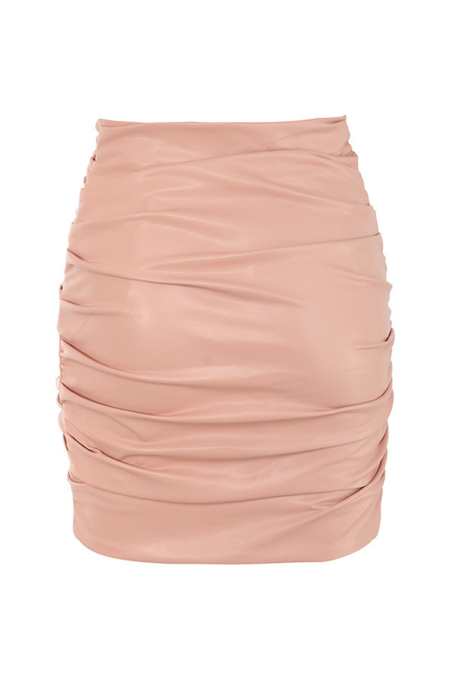 lily skirt in blush