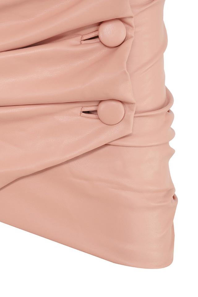 blush lily skirt