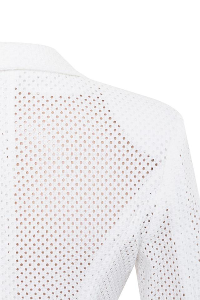 messiures white jacket