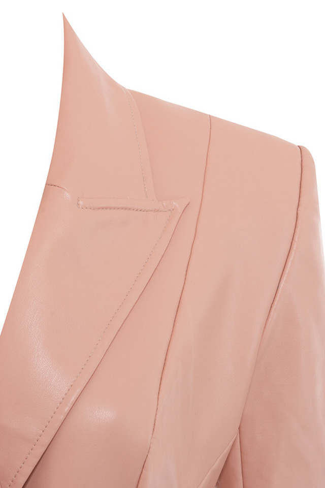 peony bodysuit in blush