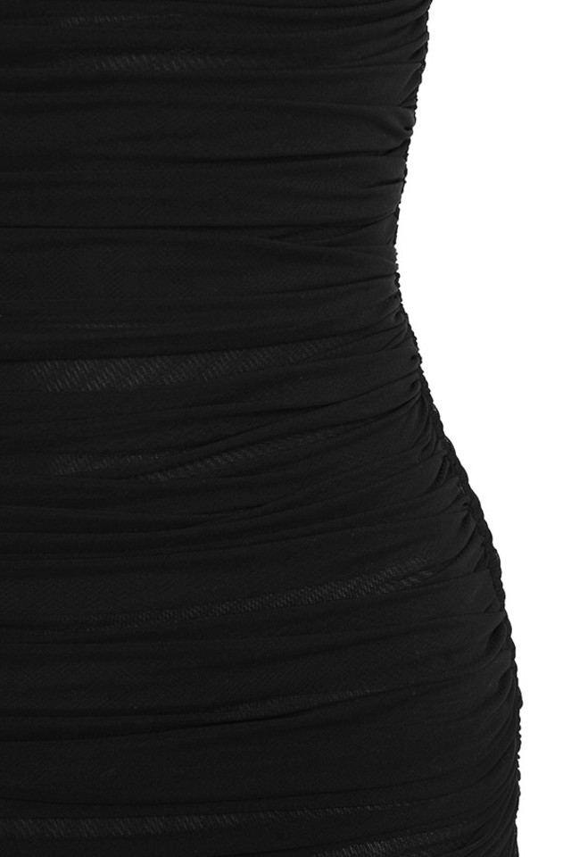 black sirene dress