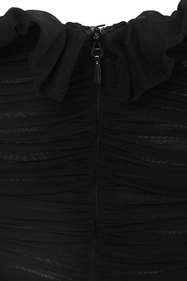 black tatyana dress