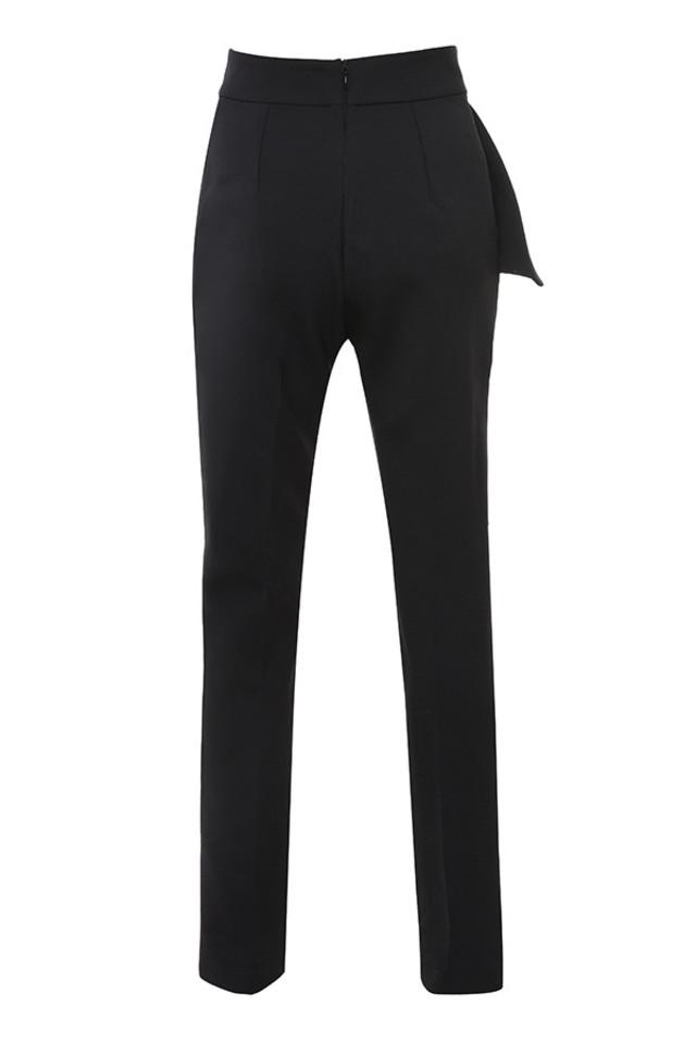 armida trousers in black