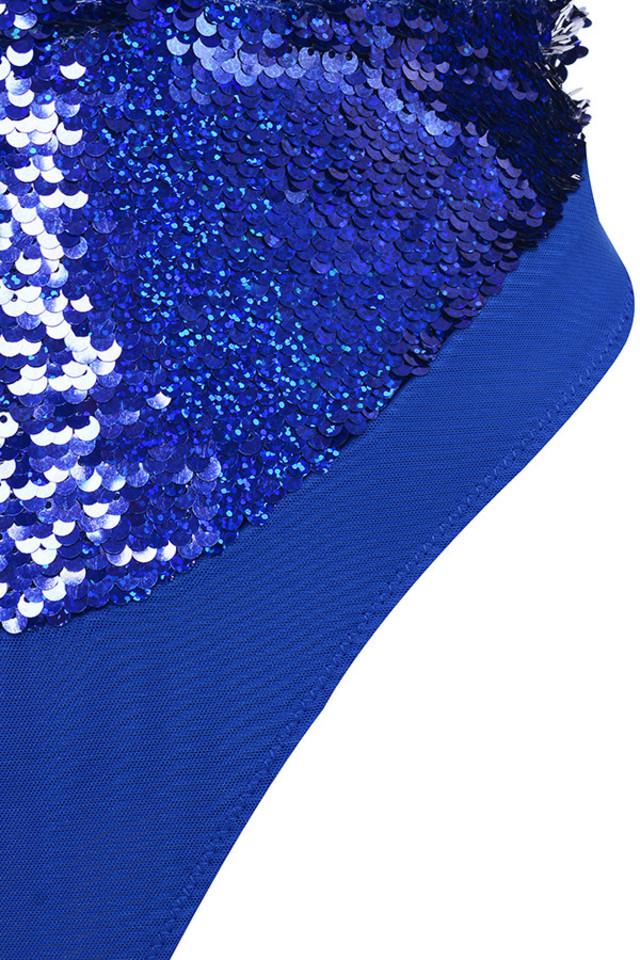 blue cameo