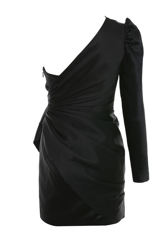 chiara dress in black