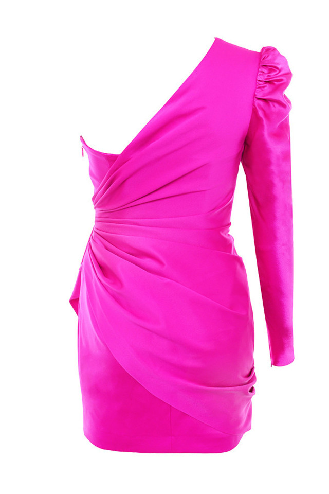 chiara dress in pink