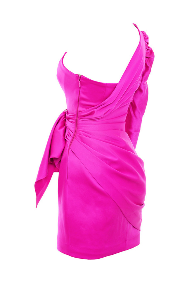 chiara in pink