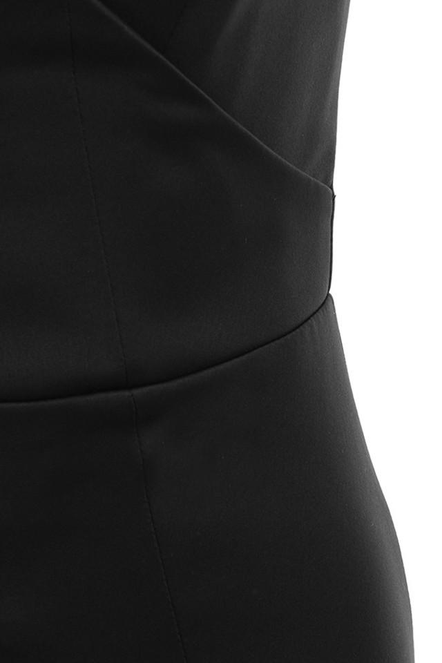 black chouchou dress