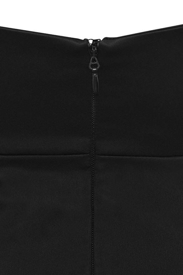 chouchou black dress