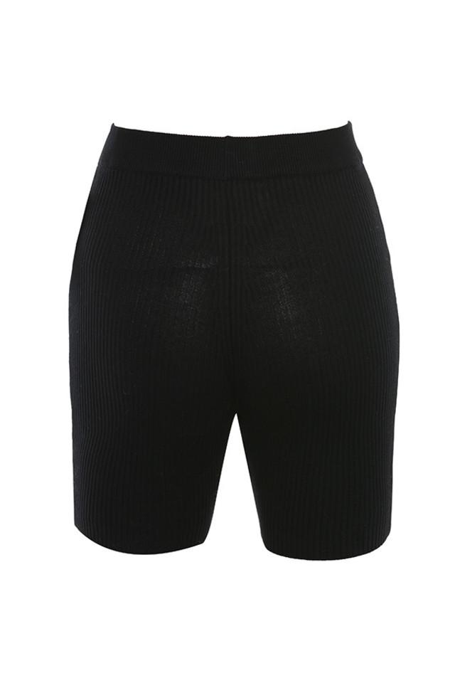 emilie shorts in black