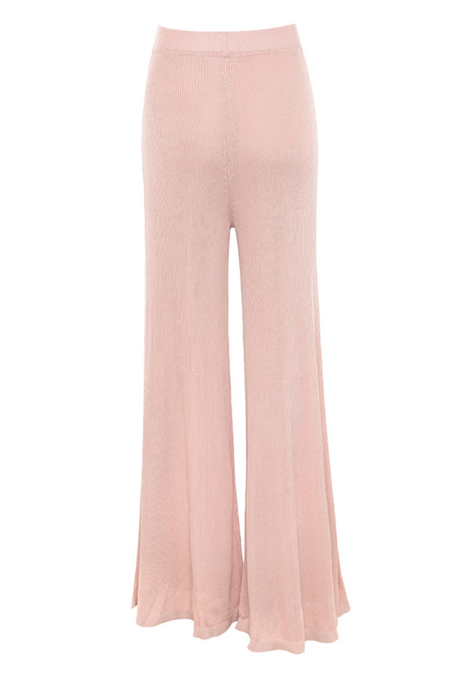 fleurette trousers in blush