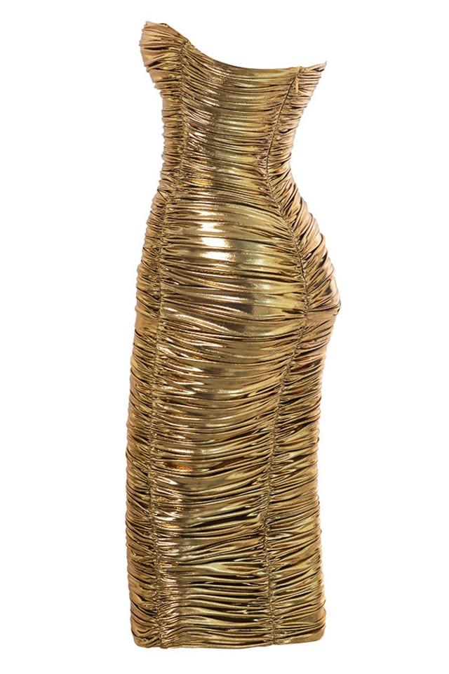 gaia in gold