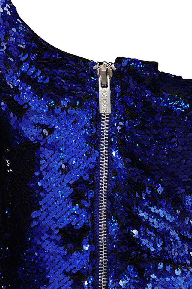 blue gisele dress