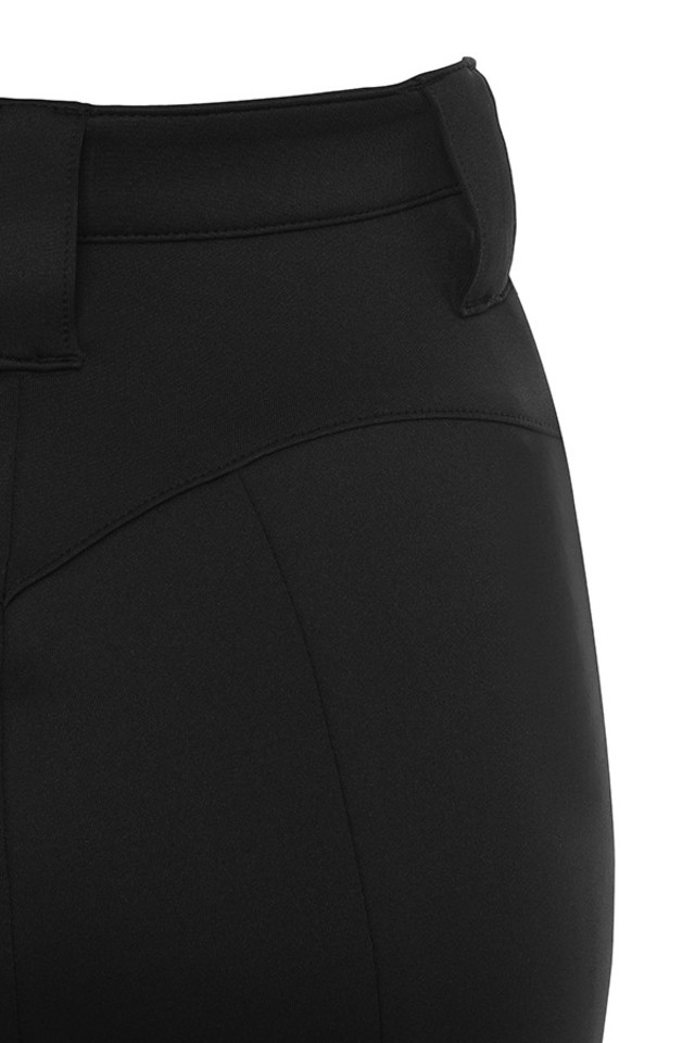 black helene trousers