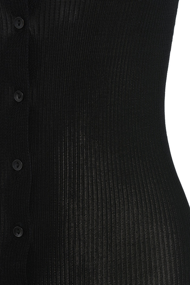 black liliana dress