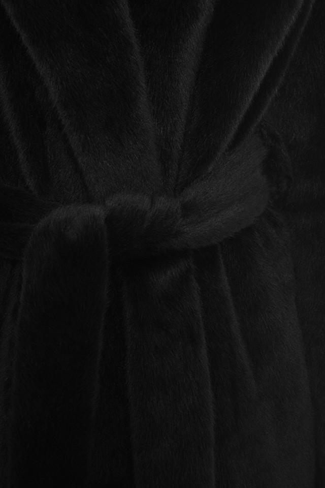 black mistral coat