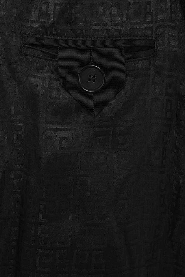 mistral black coat