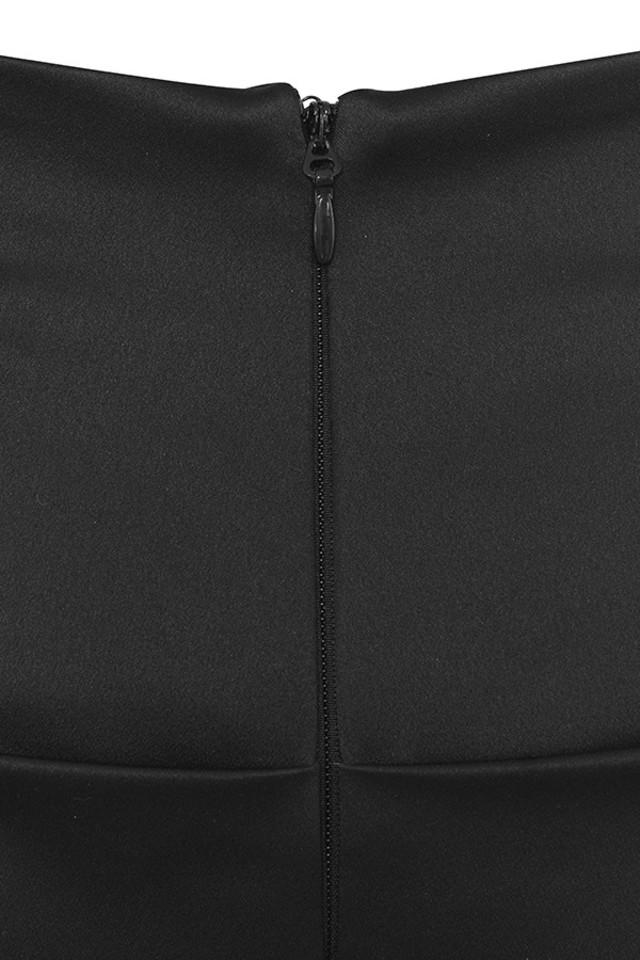 black naima skirt