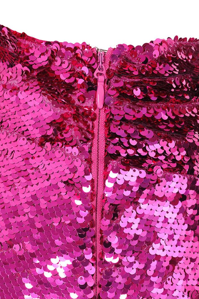 pink paulina skirt