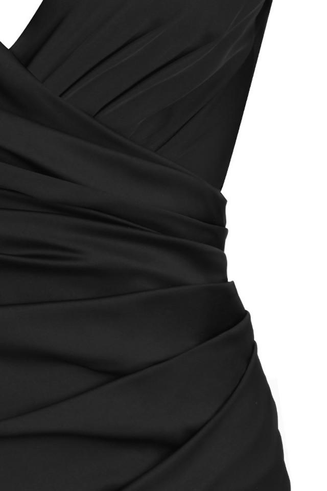 black nelinha dress
