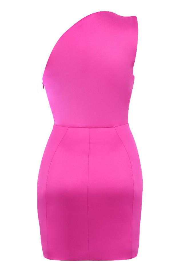 ayelen dress in pink