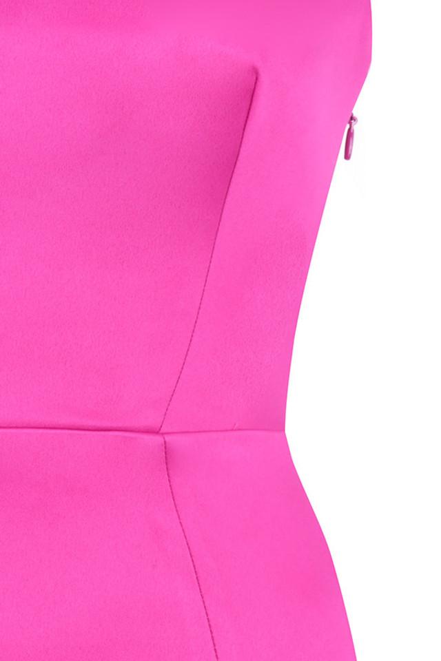 pink ayelen dress