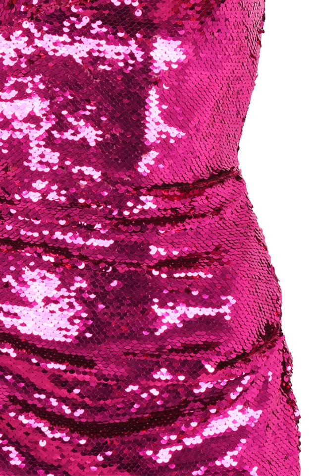 pink fionnula dress