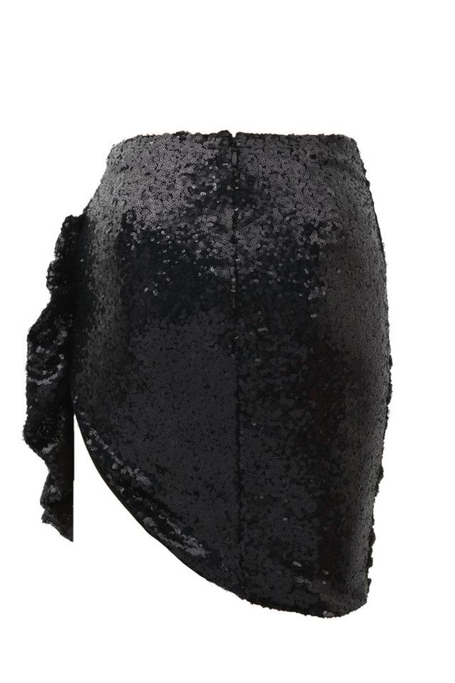 jacques skirt in black