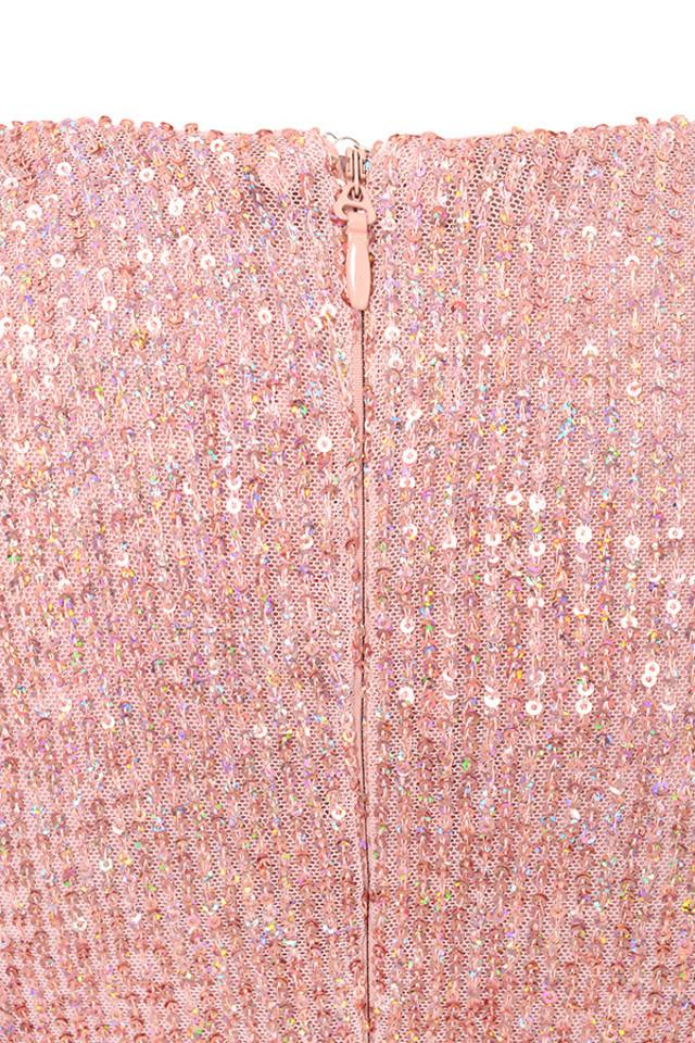 zurie pink dress
