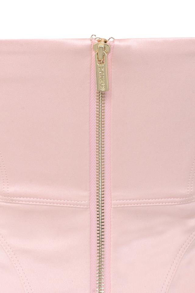 pink antonella top