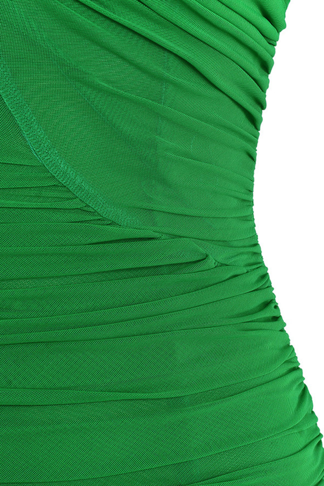 green charmaine dress