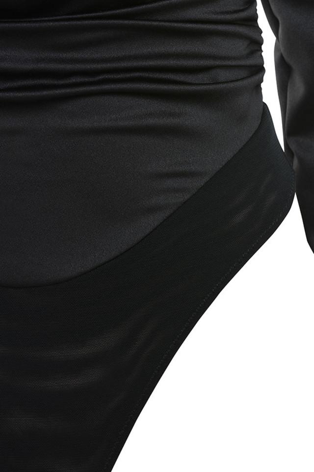 black giselle bodysuit